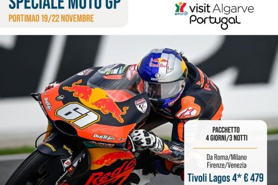 SPECIALE MOTO GP IN PORTOGALLO